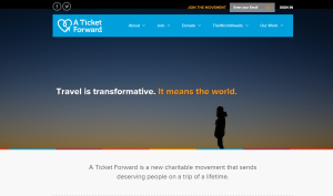 A Ticket Forward