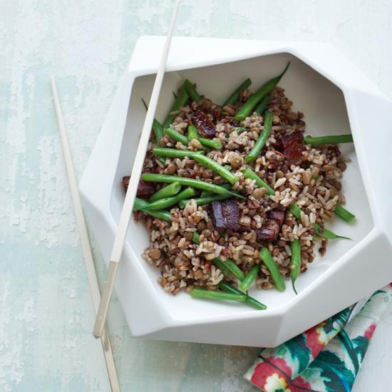 201209-HD-mixed-grains-with-green-beans-and-crispy-bacon-201209-r-mixed-grains-with-green-beans-and-crispy-bacon
